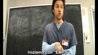 Scrubs: Interns ep.2 - Il nostro incontro con J.D. sub ita