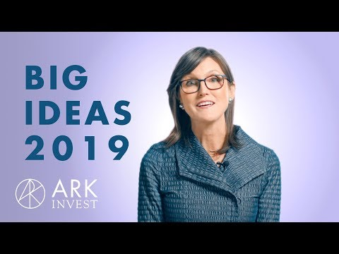 Big Ideas 2019: