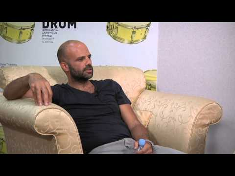 Golden Drum 2013 Interview: Ali Ali, Film Director, Cairo, Egypt