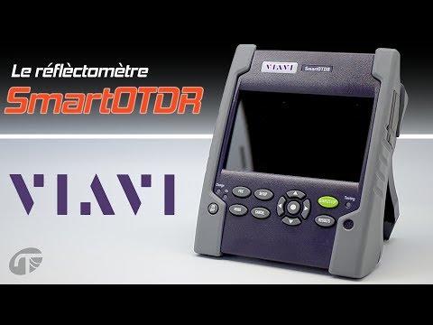 Réflectomètre VIAVI SmartOTDR