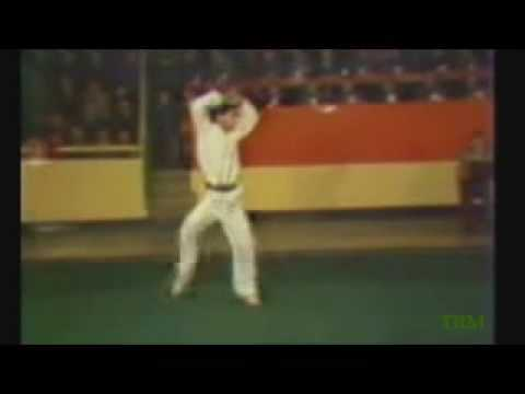 Jet Li 李连杰 - Chang Quan /China National Wushu Championships 1978