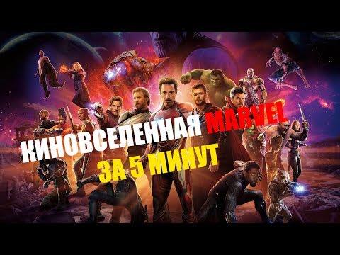 В каком порядке смотреть фильмы МАРВЕЛ / Хронология фильмов МАРВЕЛ