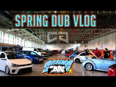 WE WENT TO SPRING DUB 2018 - VLOG