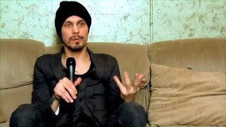 Ville Valo of H.I.M. — Giving Kids A Lesson In Rock