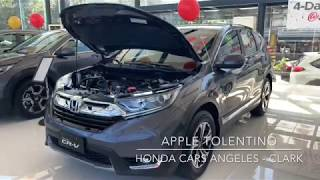DETAILED!!! HONDA CRV 1.6 V DIESEL 9AT ( Philippines ) Modern Steel