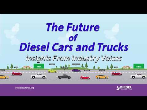The Future for Diesel Cars and Trucks: Insights from Industr