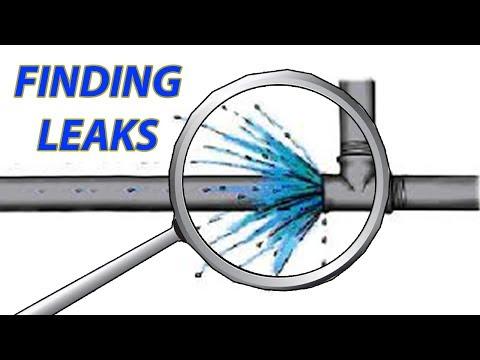 Best Ways to Find Water Leaks