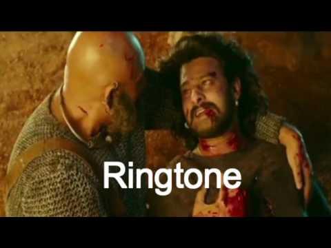 Best Emotional Ringtone from Bahubali 2