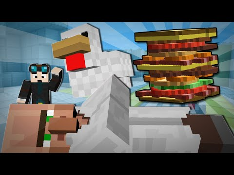 TRAYAURUS' OPERATION | Minecraft
