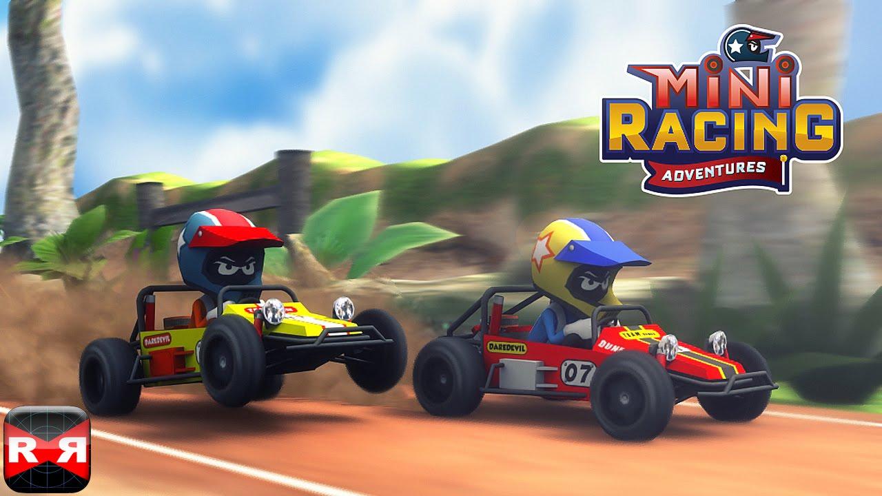 Mini Racing Adventures v1 6 1 APK [DINERO ILIMITADO]