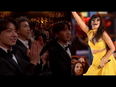 BTS REACTING to