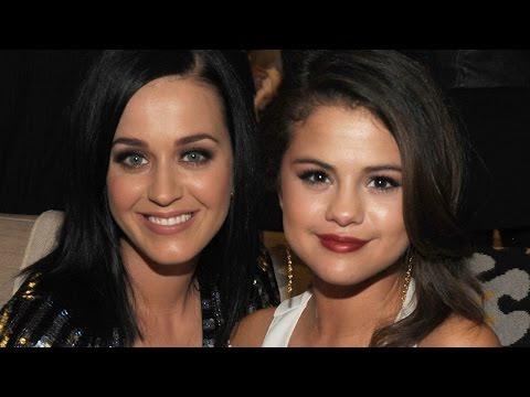 Katy Perry & Selena Gomez Shut Down Feud Rumors After Orlando Bloom Drama