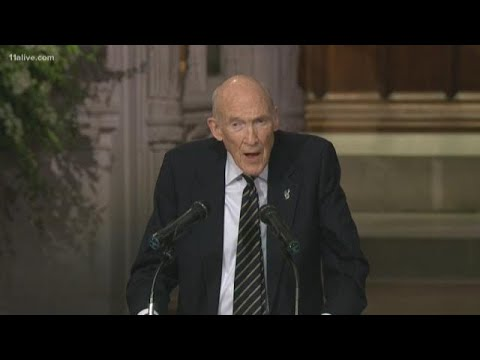 Alan Simpson's eulogy