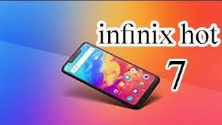 المراجعة الكاملة infinix HOT 7 | المميزات والعيوب