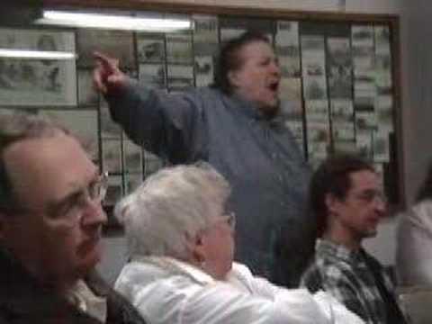 McGrath City Council meeting, May 1, 2008