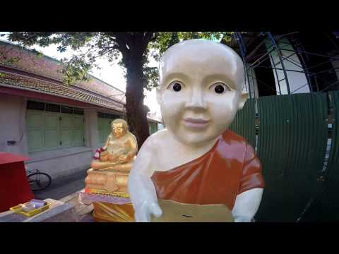 Vlog #31 Sunset at Wat Arun