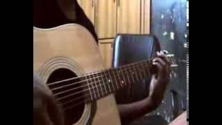 Alive - Krewella (guitar cover)
