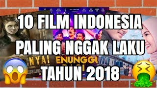 Download Video 10 FILM INDONESIA PALING NGGAK LAKU TAHUN 2018! HANUM & RANGGA? ARWAH TUMBAL NYAI? (#filmindonesia) MP3 3GP MP4