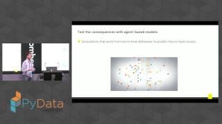 James Allen - Forecasting Social Inequality Using Agent-based Modelling