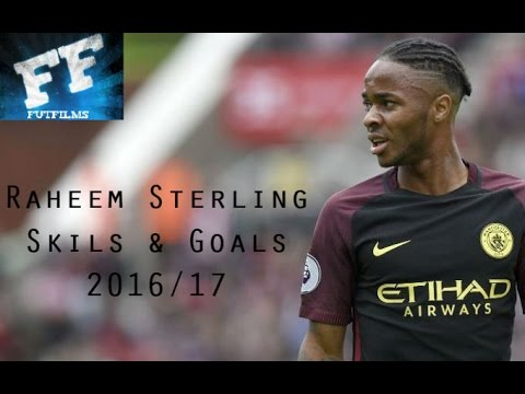Download Raheem Sterling // Skills & Goals 2016/17 // HD