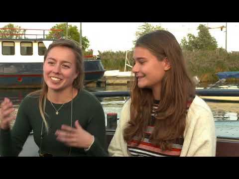 Welkom Op Het Water | Motorboot varen praktijk - 9 okt 17 - 14:31