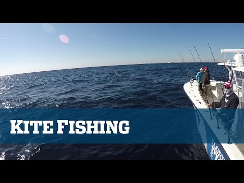 Kite Fishing Seminar - Florida Sport Fishing TV: Sailfish Dolphin Tuna Cobia Kingfish Wahoo