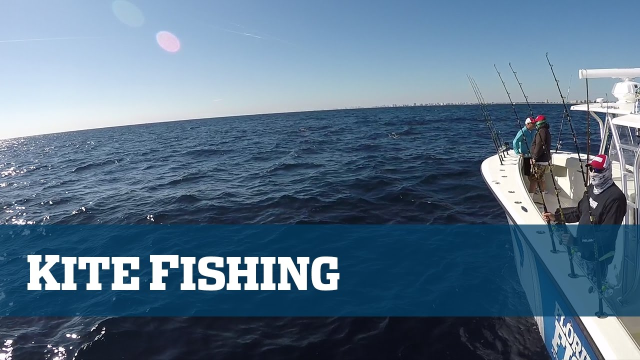 Kite fishing seminar florida sport fishing tv sailfish for Kite fishing for tuna