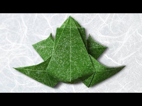 Origami Frog (Beth Johnson)