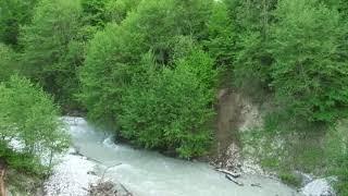 Природа Салатавии . Село Алмак
