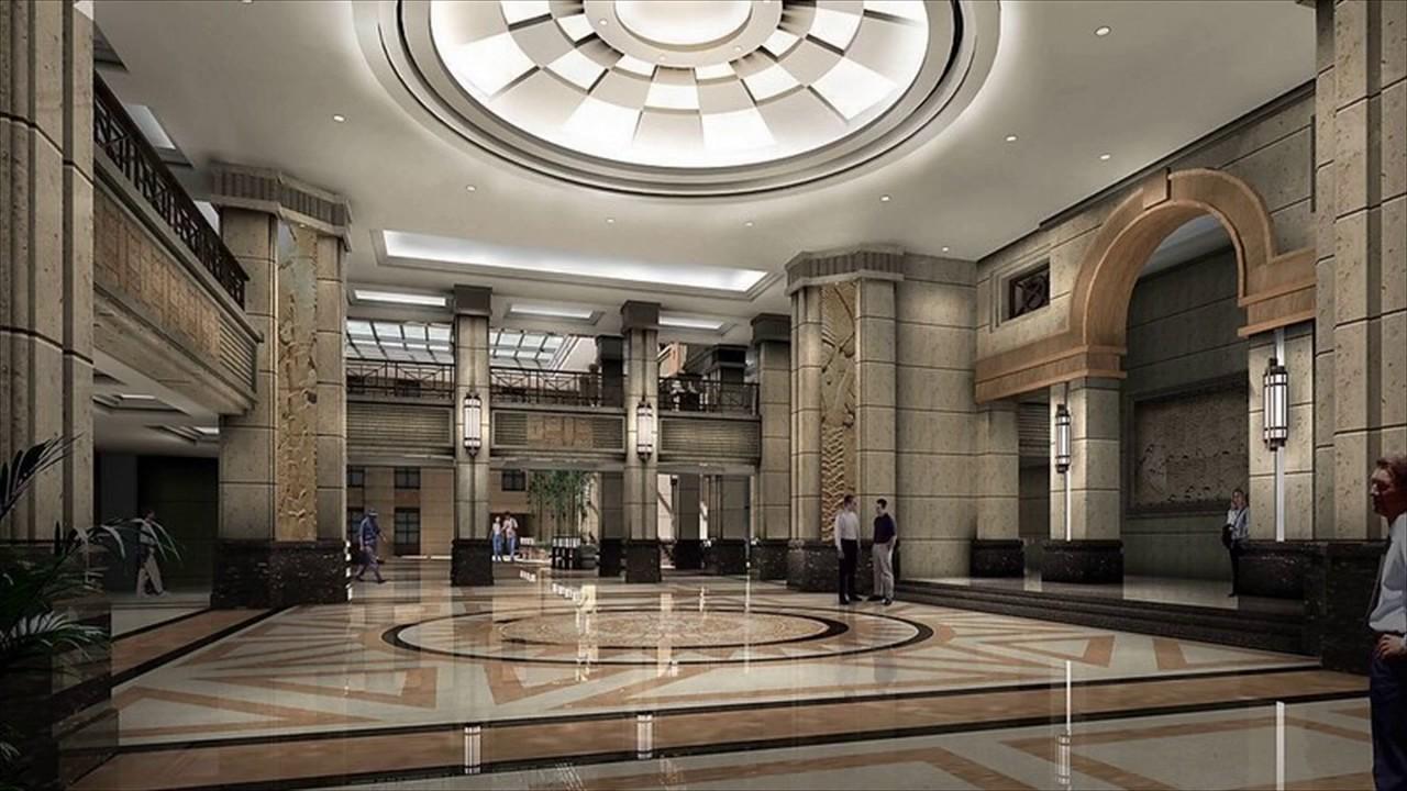 Home Lobby Interior Design - YouTube