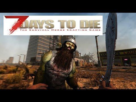 7 Days to Die Hardcore mode Alpha 16 Season 4 Episode 223