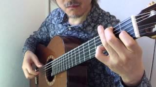 Canto de Ossanha (Baden Powell) - Solo Guitar