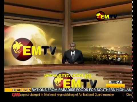 EMTV News - 11th May, 2018