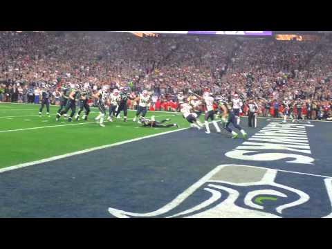 Patriots win Super Bowl on Butler