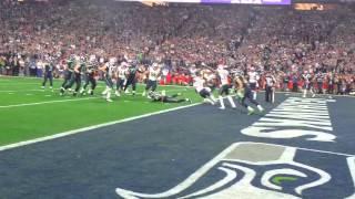 Patriots win Super Bowl on Butler's interception thumbnail