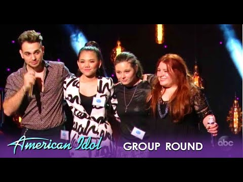 Chuck and Kelly - Latham Teen Moriah Formica Appeared on American Idol