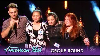 Group Diversity: Conflict & DRAMA Filled Group But Watch Them Perform! | American Idol 2019 thumbnail