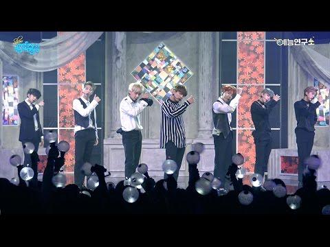 [예능연구소] 방탄소년단 피 땀 눈물 @쇼!음악중심_20161022 Blood Sweat & Tears BTS in 4K