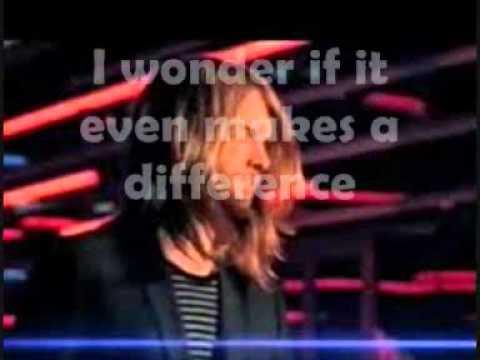 Maroon 5- Makes Me Wonder Lyrics