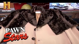 Pawn Stars: Elvis Presley's Superfly Jacket (Season 8) | History