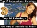 Top 10 Impressionist Paintings