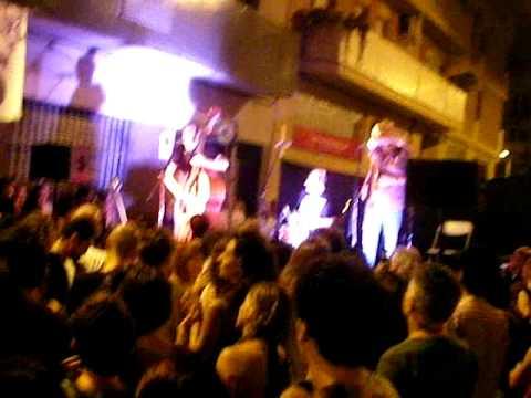 Fiesta major en Poble Sec Barcelona by Sun Radio Ibiza TV