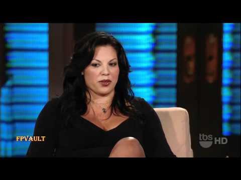 Sara Ramirez on Lopez Tonight  29.09.2010