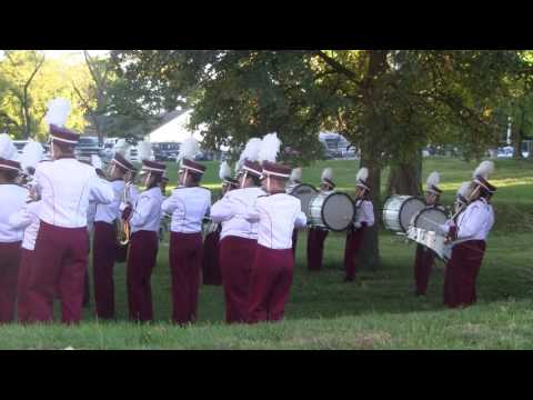 Fayette CMU Band Day 2016 - Eldon High School Band Practice - Beach Boys - In My Room