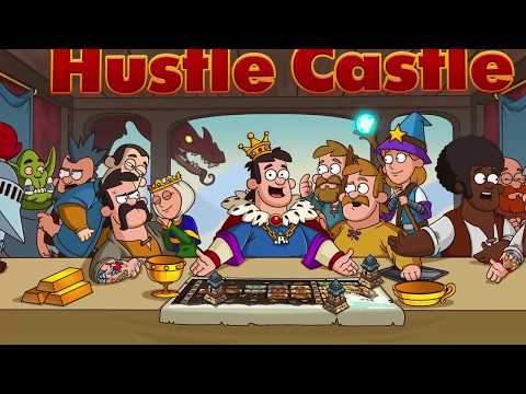 Hustle Castle- Fantasy Kingdom