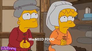 Simpsons air food water