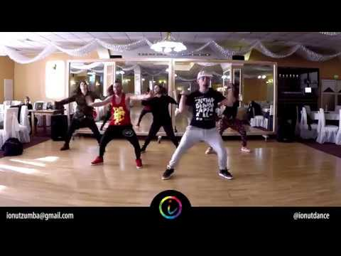 Si Tu La Ves - Nicky Jam ft Wisin Zumba Fitness Choreography