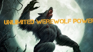 Skyrim:Unlimited Werewolf time, How to