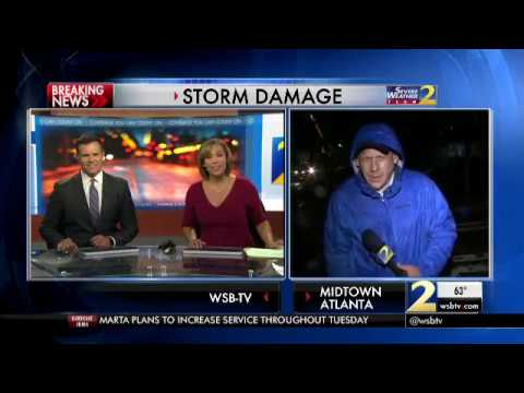 Channel 2 Action News - Irma Coverage - 11pm 9/11/2017