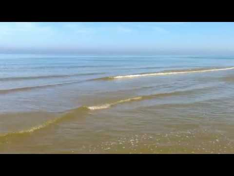 Waves - Relaxing images and music by the Irish sea.